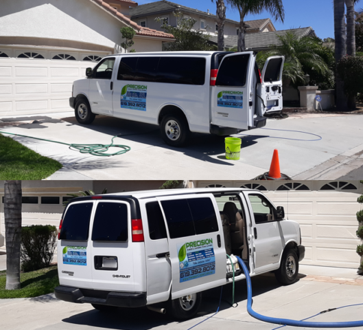 Steam Carpet Cleaning San Diego 92101