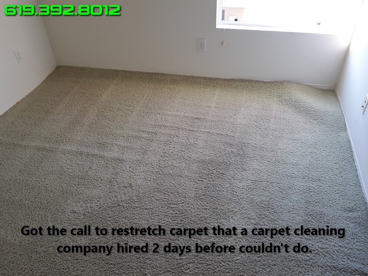 Carpet Repair San Diego