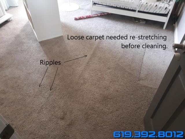 Carpet Stretching In San Diego