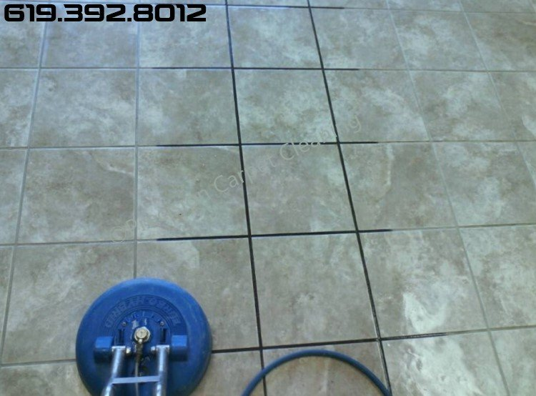 Tile Grout Cleaner San Diego