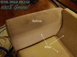 Upholstery Cleaning San Diego
