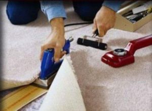 Carpet Repair, Stretching, Stain Removal