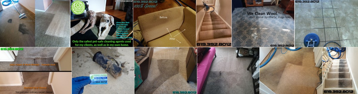 Green Carpet Cleaners San Diego