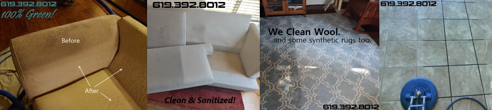 combo sofa tile rug